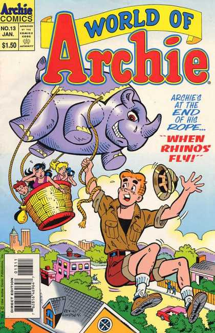 World of Archie 13