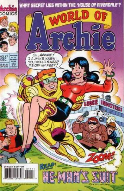 World of Archie 17
