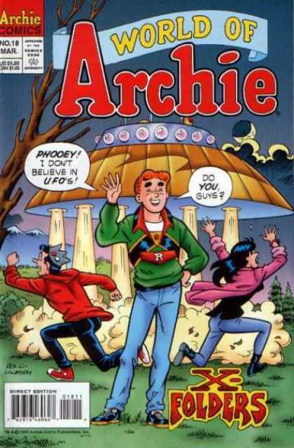 World of Archie 18