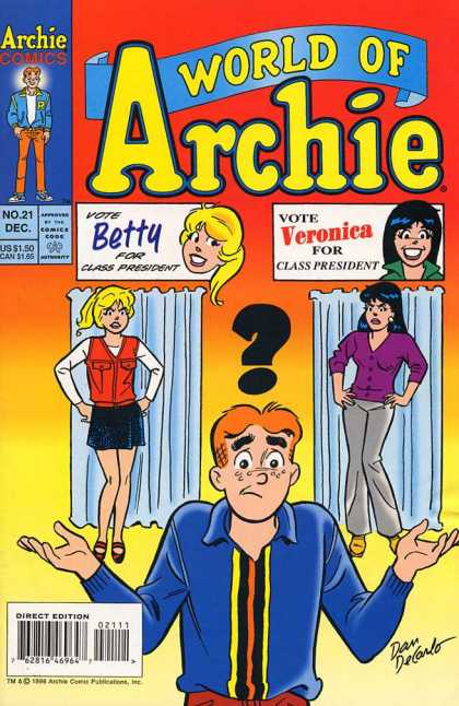World of Archie 21
