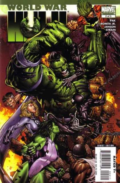 World War Hulk 2 - David Finch