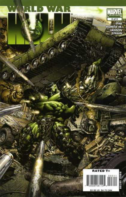 World War Hulk 3 - David Finch
