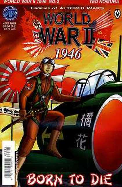 World War II 1946 2 - Ted Nomura - Families Of Altered Wars - Born To Die - 1946 - 200 Us