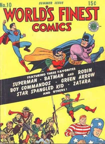 World's Finest 10