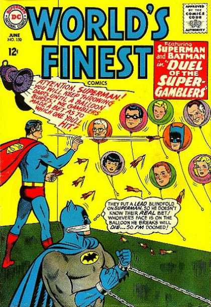 World's Finest 150