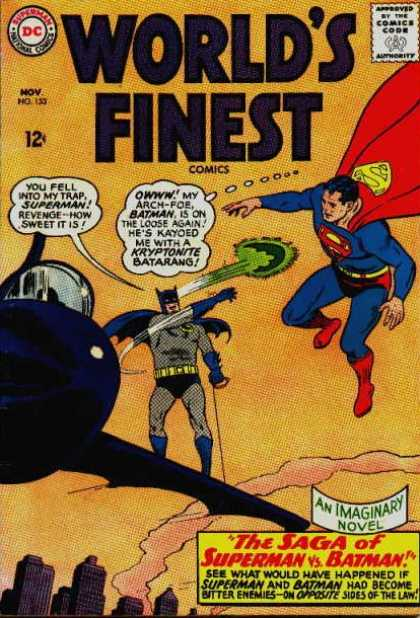 World's Finest 153