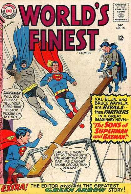 World's Finest 154