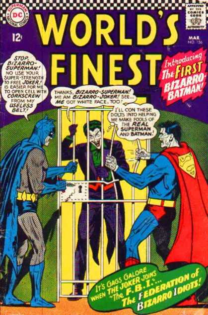 World's Finest 156