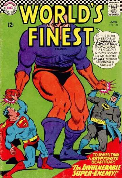 World's Finest 158