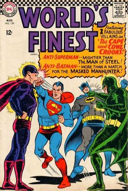 World's Finest 159
