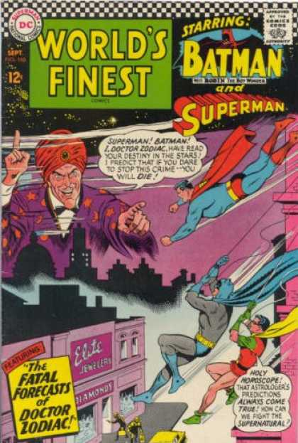 World's Finest 160