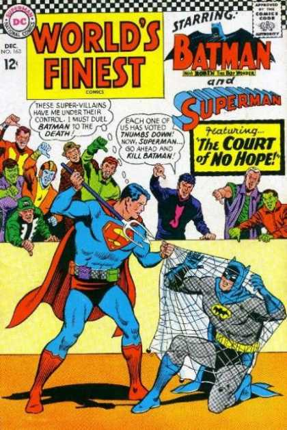 World's Finest 163