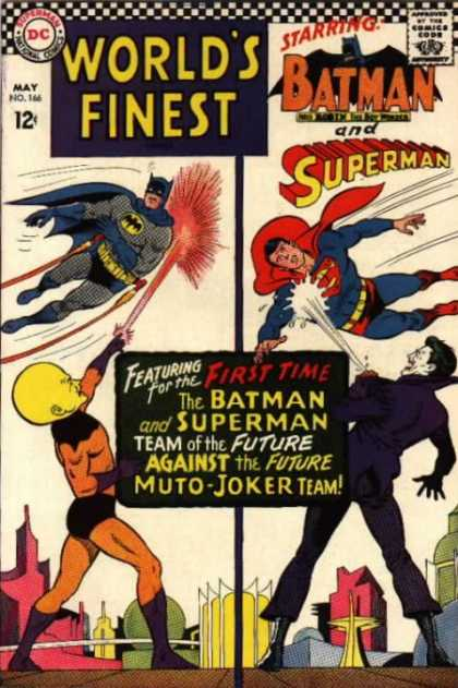 World's Finest 166