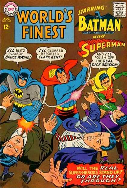 World's Finest 168