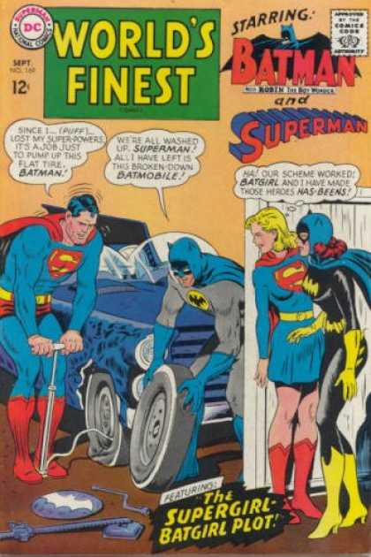 World's Finest 169