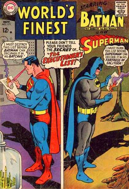 World's Finest 171