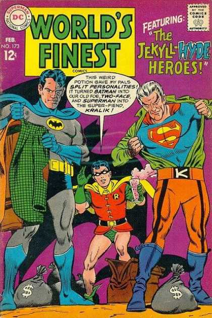 World's Finest 173