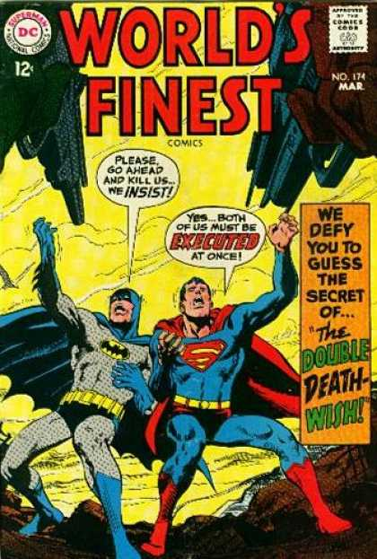 World's Finest 174 - Fighters - We Defy You - Double Death Wish - Kill Us We Insist - Executed