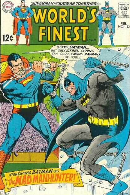World's Finest 182