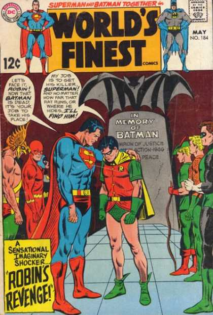 World's Finest 184