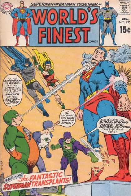 World's Finest 190