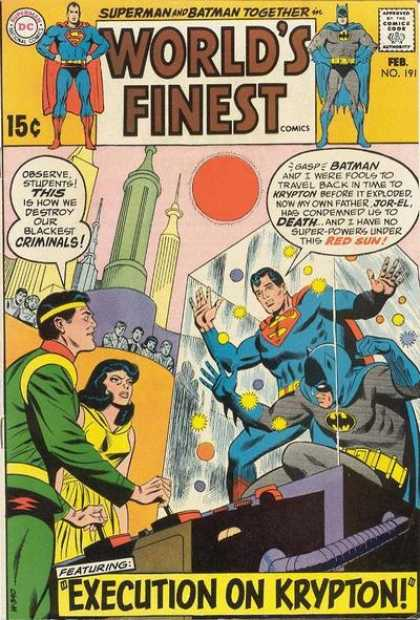 World's Finest 191