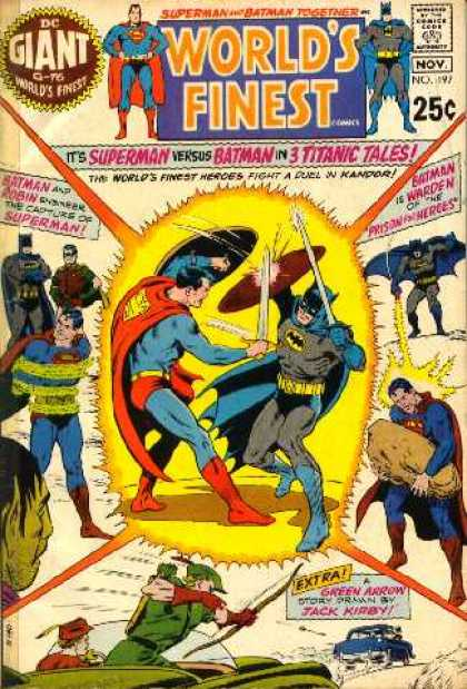 World's Finest 197