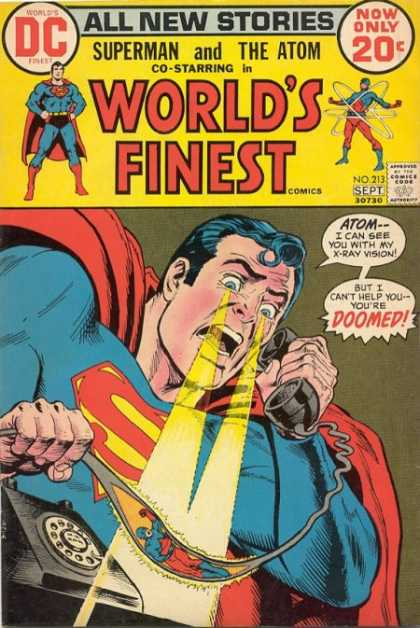 World's Finest 213