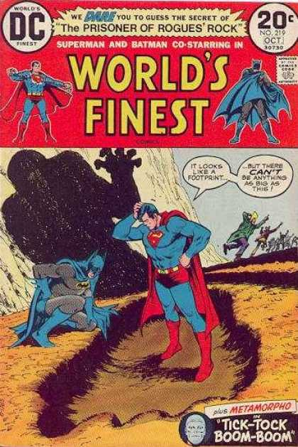 World's Finest 219