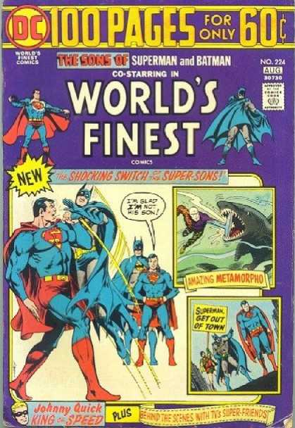 World's Finest 224
