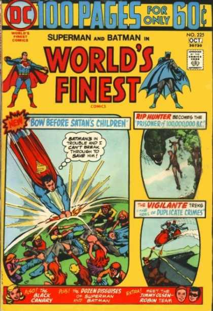 World's Finest 225