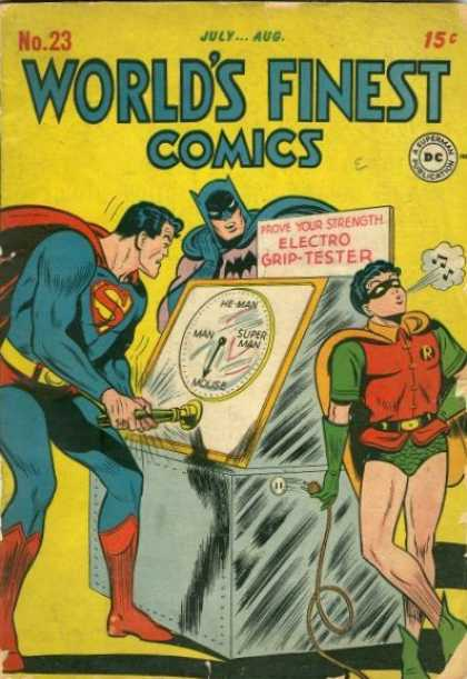 World's Finest 23