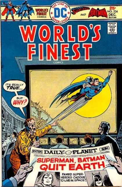 World's Finest 234