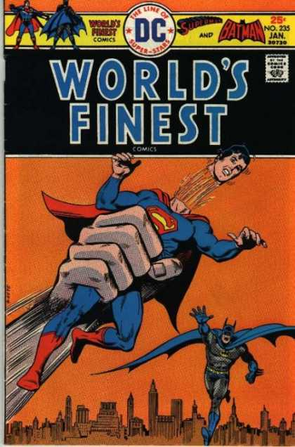 World's Finest 235