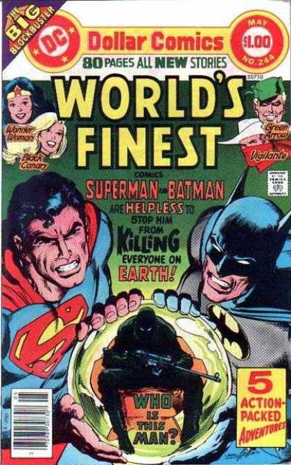 World's Finest 244