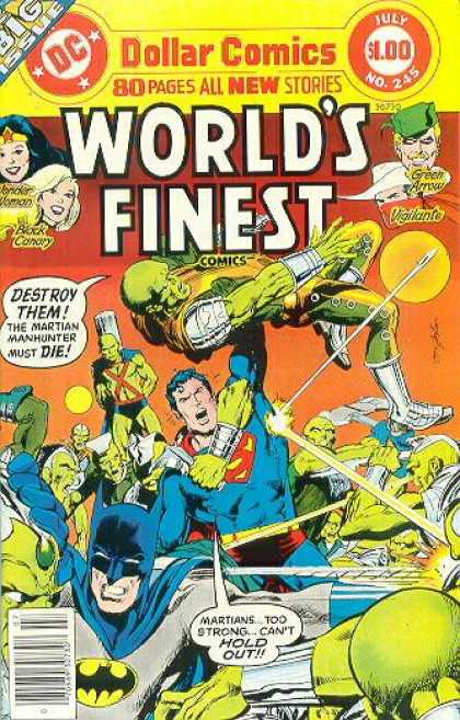 World's Finest 245