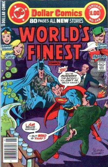 World's Finest 248