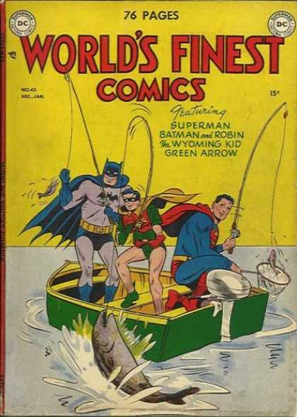 World's Finest 43