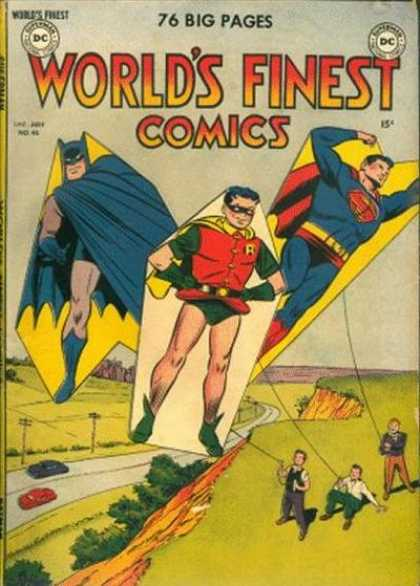 World's Finest 46