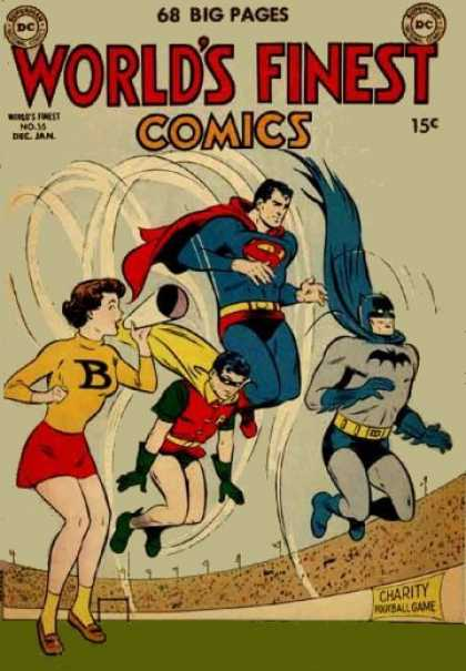 World's Finest 55