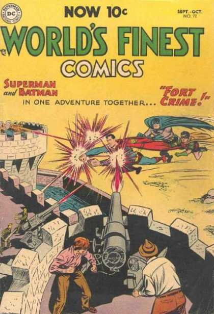 World's Finest 72