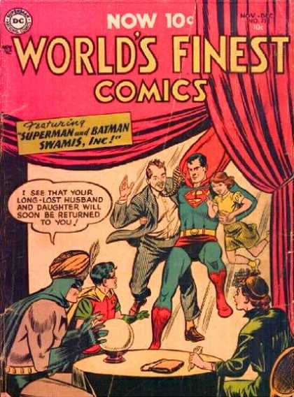 World's Finest 73