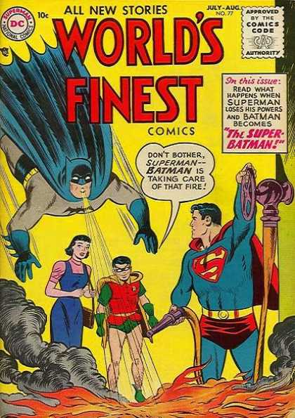 World's Finest 77