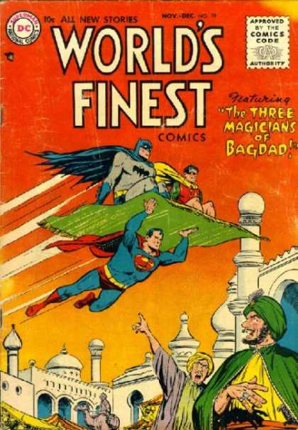 World's Finest 79