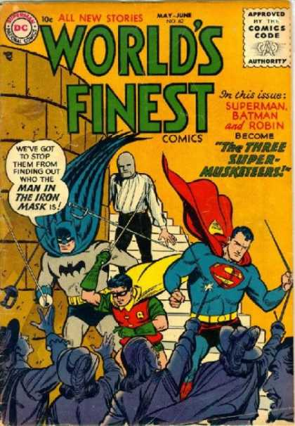 World's Finest 82