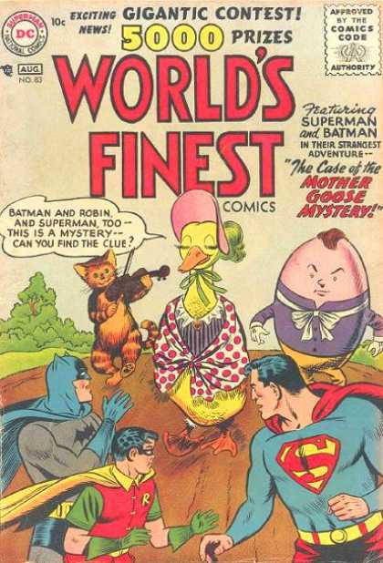 World's Finest 83