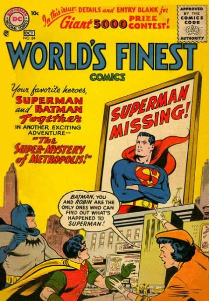 World's Finest 84