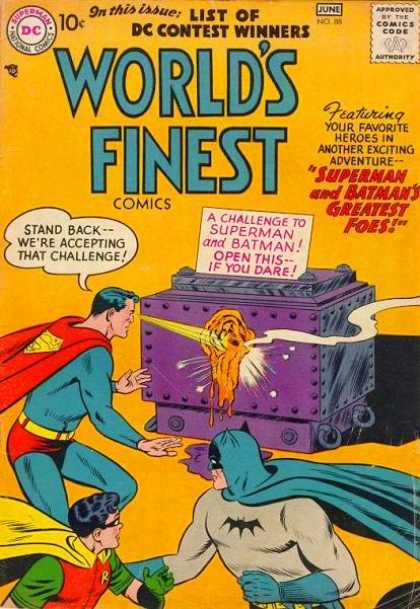 World's Finest 88