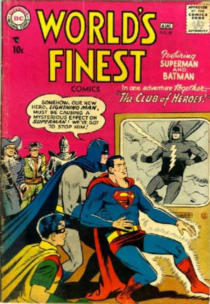 World's Finest 89