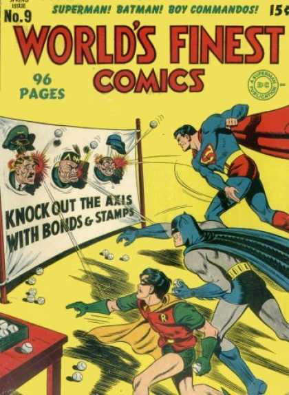 World's Finest 9